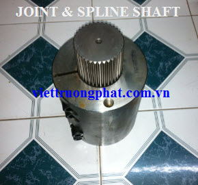 Khớp nối (Join & spline shaft)