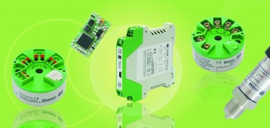 Bộ chuyển đổi tín hiệu nhiệt độ MST110 MST320 MST660
